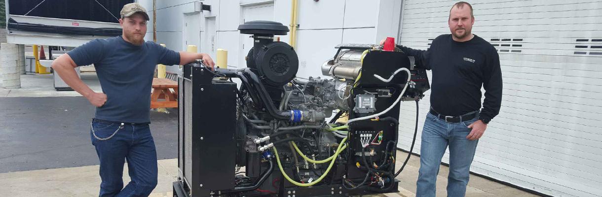 Rutt's Machine Tier 4 IT and Tier 4 Final certified technicians