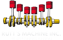 Rutt's Machine, Inc. logo