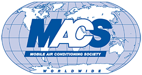 MACS Mobile Air Conditioning Society logo