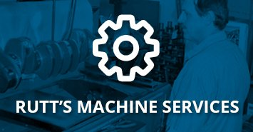 Machine Services We Perform